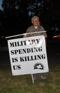 05/13 Military Spending is Killing US  Buell