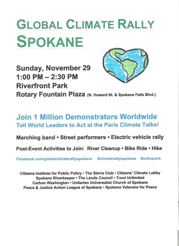 Global Climate Rally Poster 5 001